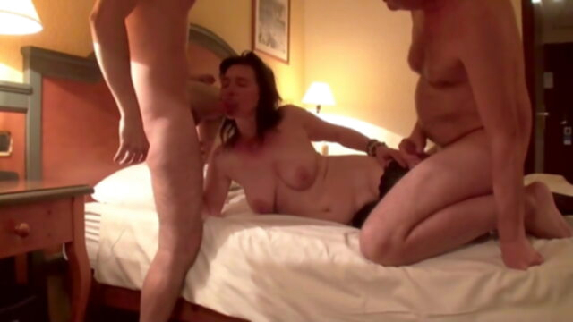 Hubby watches a stranger cum.. amateur blowjob cumshot