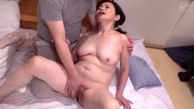 A Affair of a mother in law.. amateur japanese mature