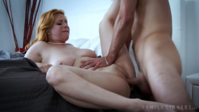 Young guy sneaks to fuck his.. big tits hd milf