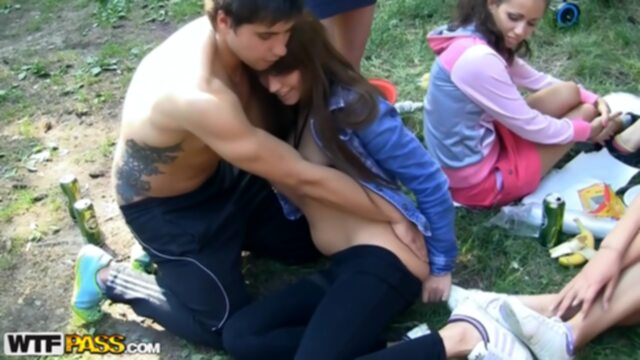 CollegeFuckParties SiteRip -.. hd outdoor party