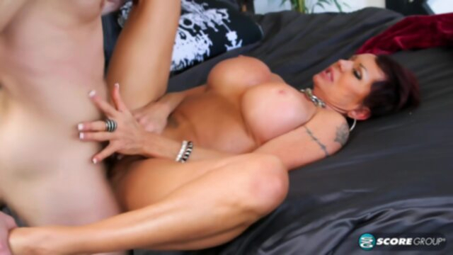 Gina Milano - Hot Italian.. big tits cumshot facial