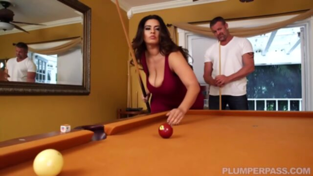 Sofia Rose Play For Pussy bbw big tits brunette