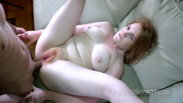 PS - Redhead anal anal big tits casting