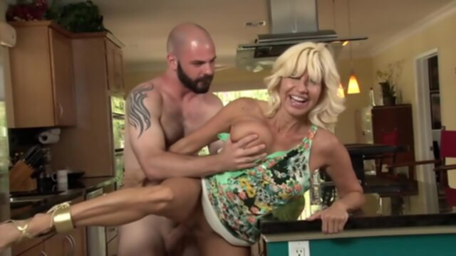 Tara Holiday, Jodi West and.. big tits blonde hd