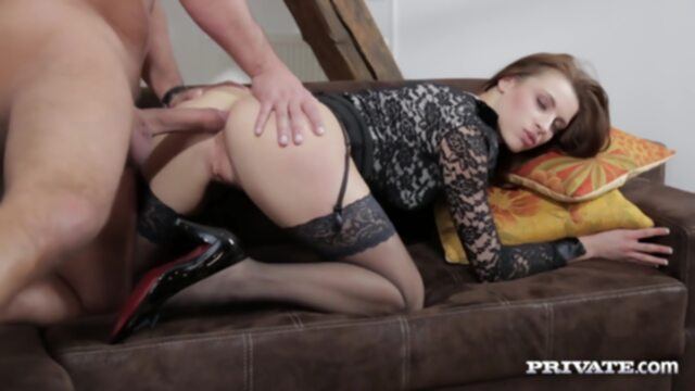 Victoria Has Her Casting.. anal big cock brunette